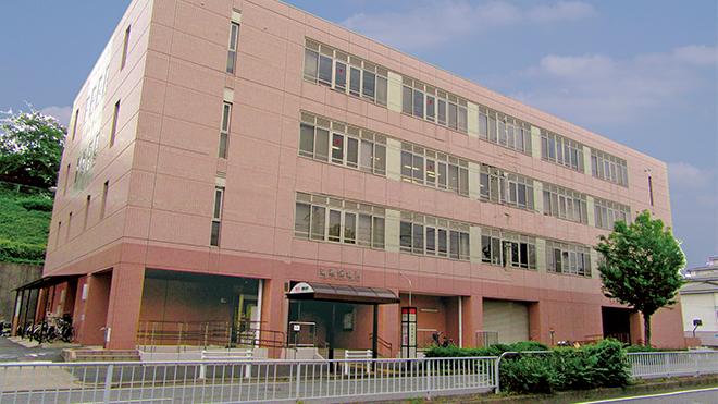 瑞穂保健センターの外観